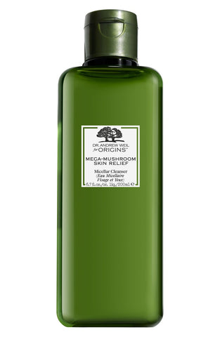 Dr. Andrew Weil for Origins™ Mega-Mushroom Skin Relief Micellar Cleanser