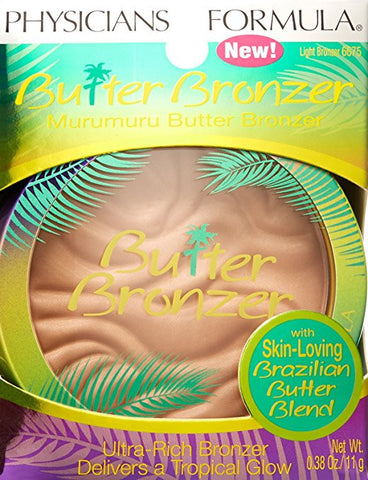 Physicians Formula Murumuru Butter Bronzer, Light