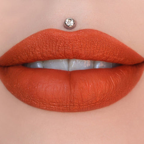 Pumpkin Pie- Velour Liquid Lipstick