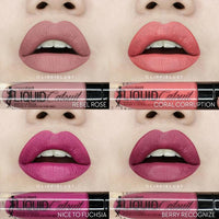 Wet n Wild MegaLast Liquid Catsuit Lipstick -Oh My Dolly