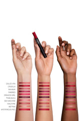 Velvet Matte Lipstick Pencil - Consuming Red