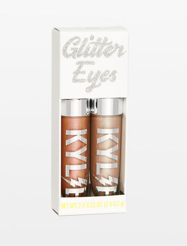 TWINKLE TWINKLE + SUPERSTAR | GLITTER EYES