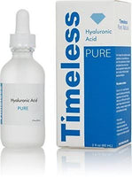 Timeless Skin Care Hyaluronic Acid Serum - 2 oz