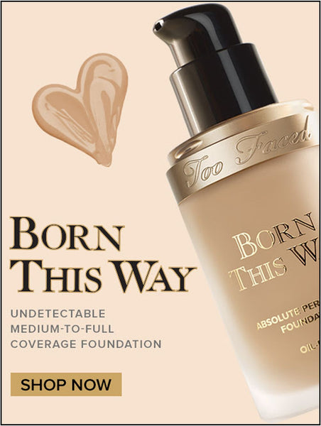 Born This Way Oil-Free Foundation - Natural Beige