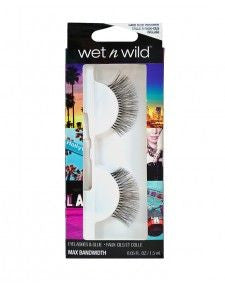 Wet n Wild Eyelashes & Glue Max Bandwidth 1 ea