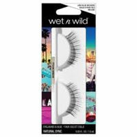 Wet n Wild Eyelashes & Glue Natural Sync 1 ea