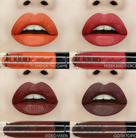 Wet n Wild MegaLast Liquid Catsuit Lipstick- Set 3