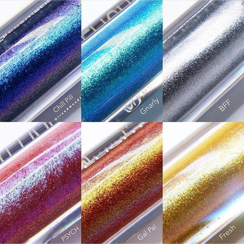Eyelights - Waterproof Eye Toppers: Psych