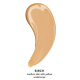 Essential High Coverage Crème Foundation- Birch