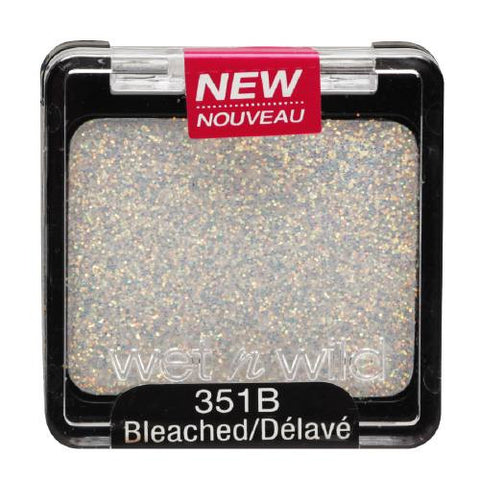 Color Icon Glitter Single, Bleached, .05 oz