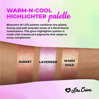 Hi Lite - Blossoms Highlighter Palette