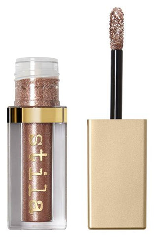 Magnificent Metals Glitter & Glow Liquid Eye Shadow - Bronzed Bell