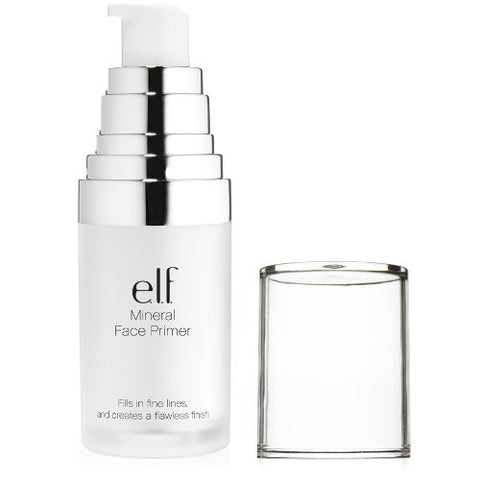 e.l.f. Mineral Infused Face Primer-clear