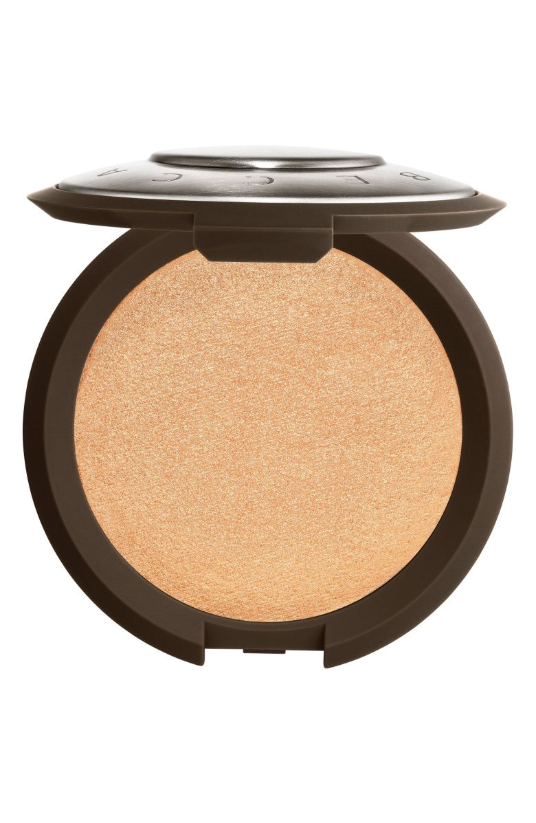 BECCA Shimmering Skin Perfector Pressed Highlighter- CHAMPAGNE POP