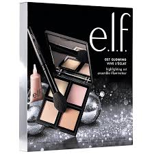 e.l.f. Get Glowing Holiday Kit Assorted