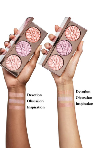 Paint with Light Radiant Face Illuminator Palette