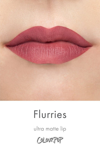 FLURRIES Ultra Matte Lip