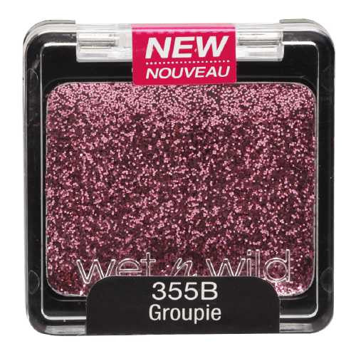 Color Icon Glitter Single, Groupie, .05 oz
