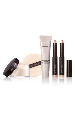 Travel Size Prime, Powder & Eye Set