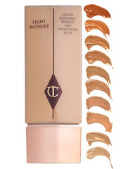 'Light Wonder' Youth-Boosting Perfect Skin Foundation