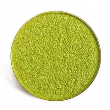 Makeup Geek Foiled Eyeshadow- Lime light
