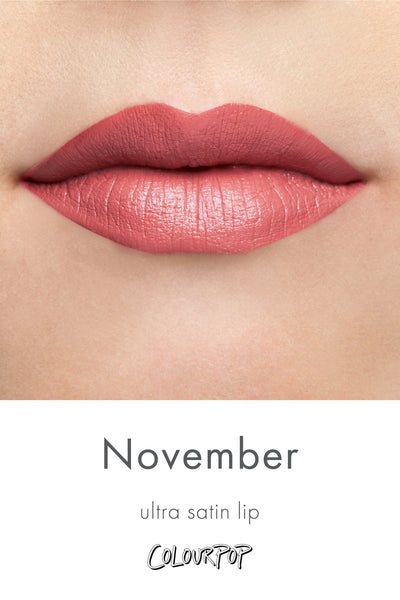November-Ultra Satin