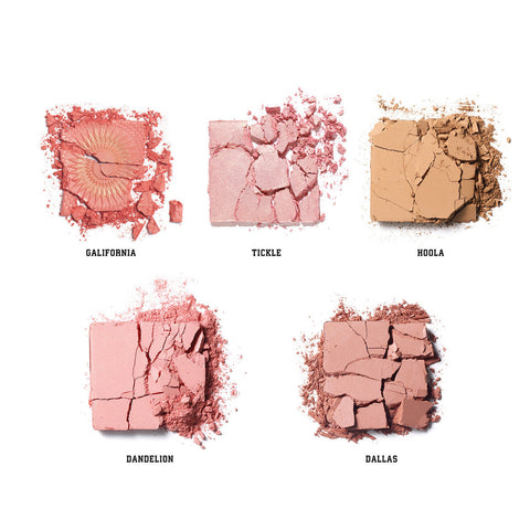 Cheekleaders Cheek Palette- Pink