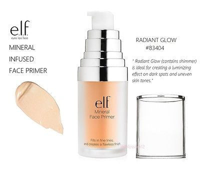 e.l.f. Mineral Infused Face Primer, Radiant Glow