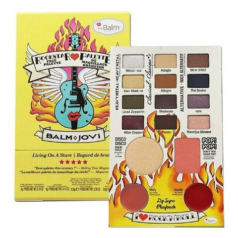 Jovi New Holiday Palette for Lips, Eyes and Cheeks