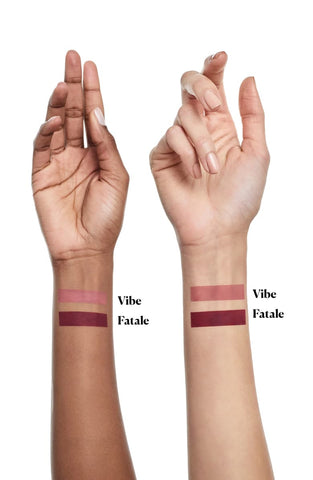 Velour Lip Set- Fatale/Vibe
