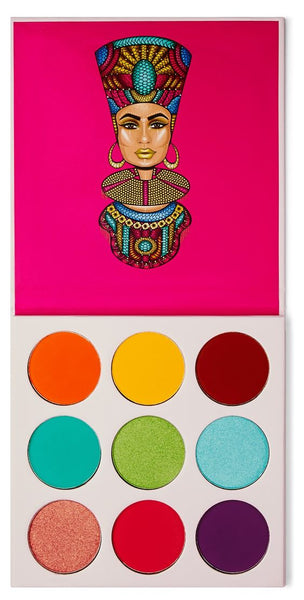 The Zulu Eye shadow Palette