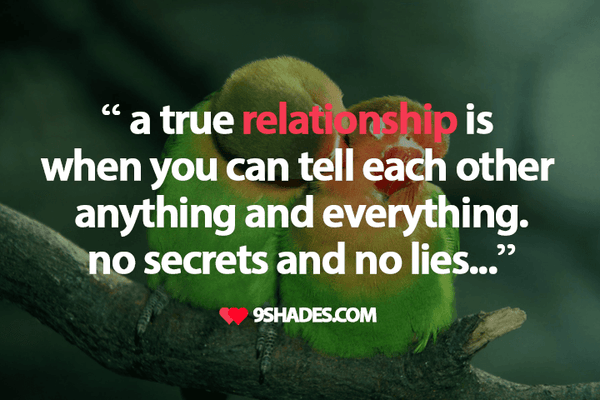 How Secrets and Lies Destroy Relationships