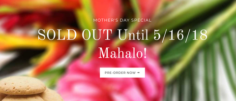 Tropical Flowers Express - Mother's Day Special