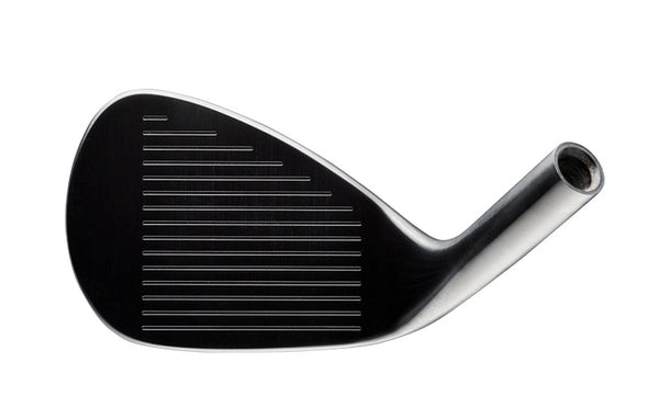 Milled Raw Black Tour Wedge