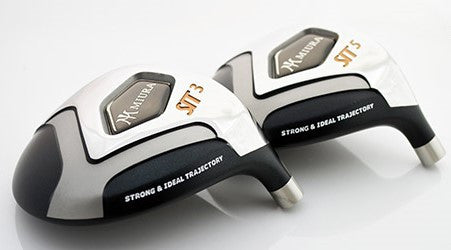 MIURA SIT 3 SIT 5 FAIRWAY DRIVERS back