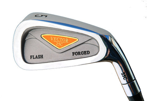 3-PW Vector Forged Irons