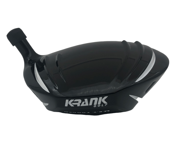 Krank Formula 11 LD Long Drive (Black) Driver Glue-In USGA Conforming (HEAD ONLY)