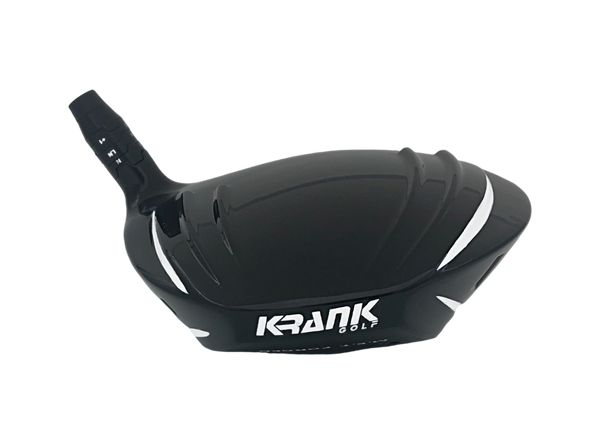 Krank Formula 11 X High COR (Black) Driver - Rated For Average Drives between 200 - 260 Yards (HEAD ONLY)