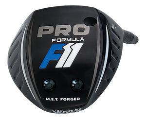Krank Formula 11 PRO (Black) Driver-USGA Conforming-Rated For Average Drives of 260 Yards or Longer (HEAD ONLY)