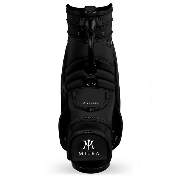 Miura Vessel Tour Bag Black/White