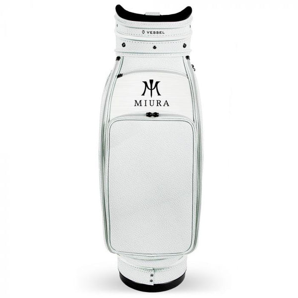 Miura Vessel Tour Bag White/Black