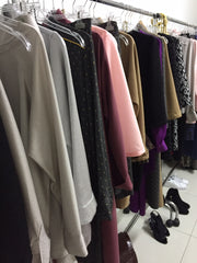 Collection ready for our AW21 photoshoot