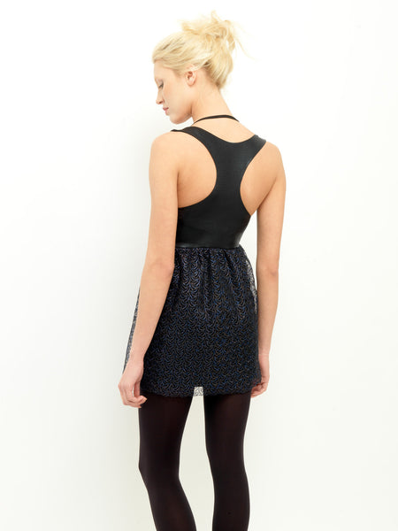 Spider Lace Athletic Dress