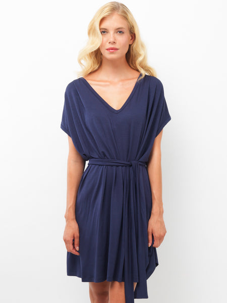 Greek Pleat Dress