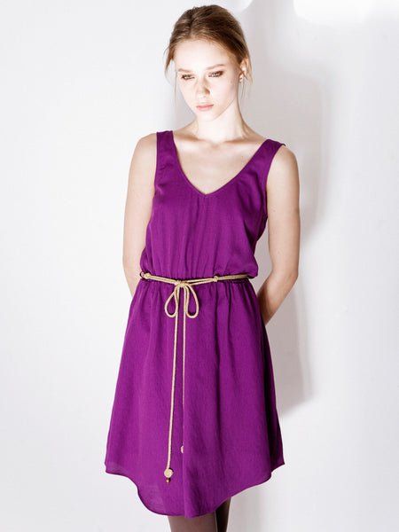 V-neck Transeasonal Pm Dress