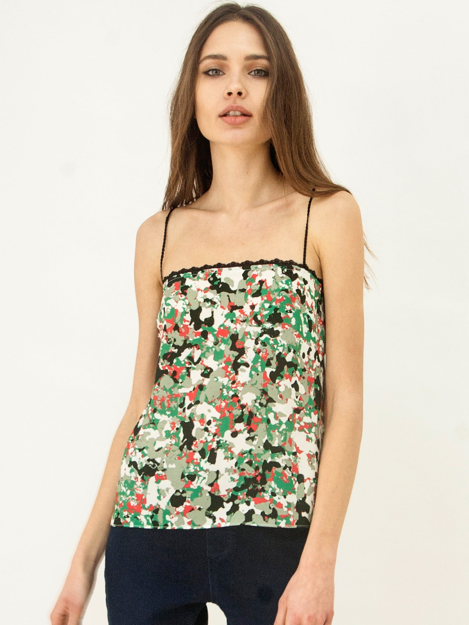 Sweet Camouflage Camisole