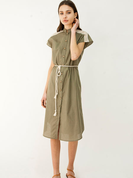 City Resort Shirt Dress