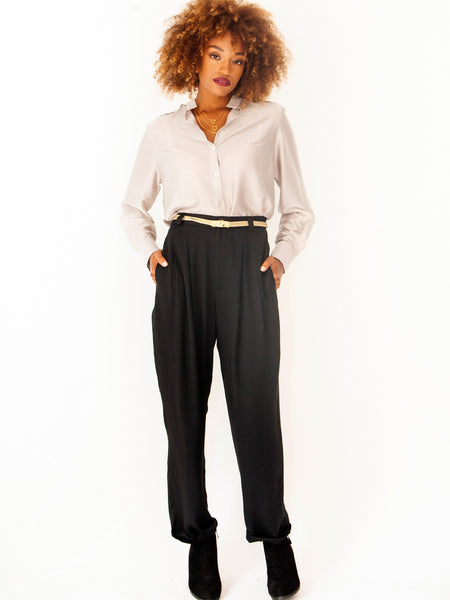 Slick Evening Cocktail Pant