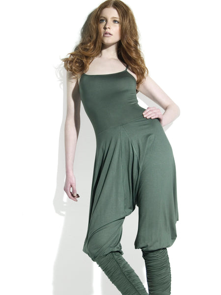 Draping Jumpsuit