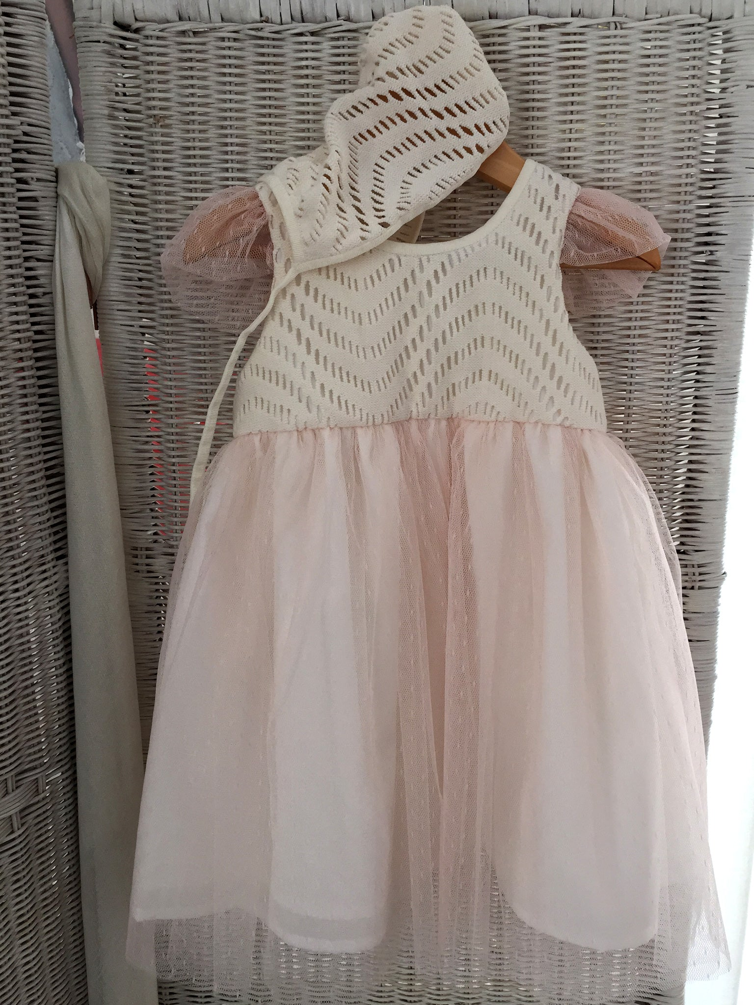 Sweet Apricot Tulle
